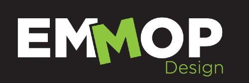 logo Emmop Design